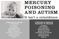 Does mercury, vaccination cause autism?