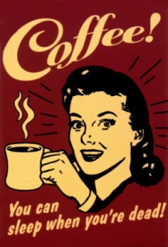 Coffee doesn't give you a boost