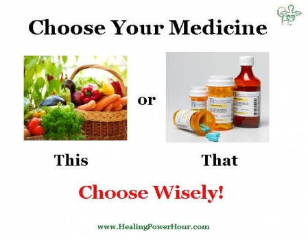 Choose your medicine wisely